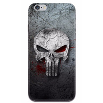 Funda Punisher Iphone 5,6,6plus, Samsung S4,s5,s6
