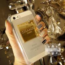 Funda Chanel Grand Prime G530 Perfume Botella Protector