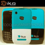 Funda Iko Blackberry 9300 8520 Iko Turq Hardbottom
