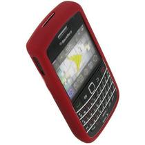 Oem Blackberry 9630 Tour, 9650 Negrita, Silicona Gel Piel