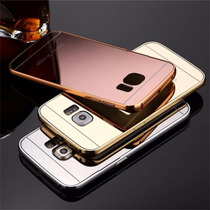 Funda Espejo De Lujo Galaxy S6 Edge Plus Note 5 La Mejor