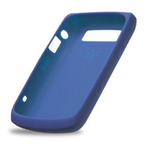 Funda Silicon Blackberry Azul 8300 8310 8320 8330