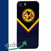 Funda Iphone 5g 5g America Aguilas Carcasa Protector Futbol