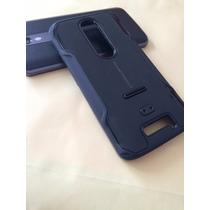 Nuevo Case Moto X Force + Mica Rigido +tpu Negro Innotech