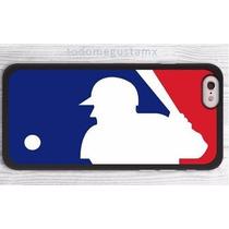 Funda Cover Duro Iphone 6 / 6 Plus Mlb Major League Baseball