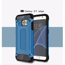 Samsung Galaxy S7 Edge Funda Impacto A Dos Capas