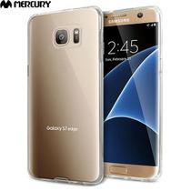 Funda Protectora Jelly Case Transparente Galaxy S7 Edge
