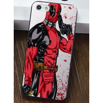 Fundas/carcasas Rígidas Iphone 6 Deadpool, Civil War,batman