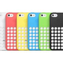 Funda Apple Bumper Iphone 5c Colores Original