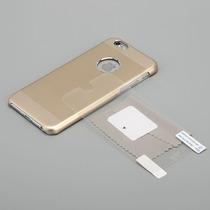 Iphone 6 6s Tapa Trasera Alumnio Metal Delgadamica+stylus