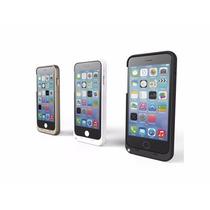 Fundas Iphone 6 Bateria Respaldo Power Bank 3200 Mah
