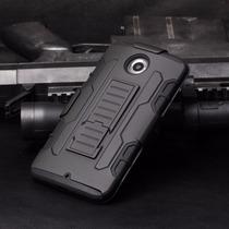 Motororola Nexus 6 Case Holster Survivor Armor Robot Militar