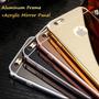 Funda Bumper Aluminio Espejo Iphone 4s 5 5s 6 (4.7) & 6 Plus