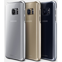 Funda Samsung Galaxy S7 Protective Cover Clear 100% Original