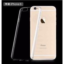 Iphone 6 Y 6 Plus, Funda De Tpu Transparente Y Ligera!!!