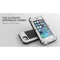 Funda Iphone 5s Y 5, Taktik Lunatik, Carcasa Envio Incluido