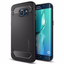 Funda Spigen Galaxy S6 Edge Plus 100% Original Resistente