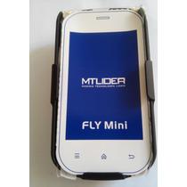 Funda Clip Combo Nyx Fly Mini+mica Gratis