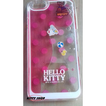 Hello Kitty Funda De Agua Iphone 6plus,6s Plus (sanrio).