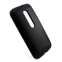 Funda Uso Rudo Motorola Moto G3 Negro
