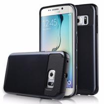 Samsung Galaxy S6 Edge Funda Impacto Dos Capas