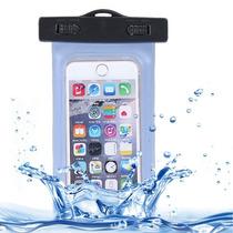 Funda Agua Iphone 6 Y 6s Baby Blue Entrega10dias Ip6g|5550tt