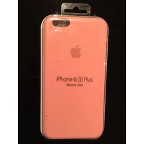 Funda Iphone 6s Plus Silicone Case Pink Original Apple