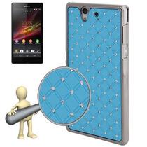 Funda Sony Xperia Z/l36h Baby Blu Entrega10dias Mdec|3000tt