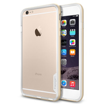 Funda Spigen Neo Hybrid Ex Iphone 6/6s Plus - Champagne Gold