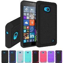 Lumia 640 Case, Lk Lumia 640 Caso [protección Gota] Hybrid D