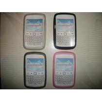 Wwow Silicon Skin Case Blackberry Curve 9360 Excelentes!!!