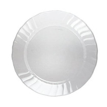 Las Placas Wna Partido Plástico Cut Crystal Clear Peso Pesad
