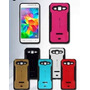 Funda Protector Glow Alcatel Pixi 3 4013 + Mica De Regalo