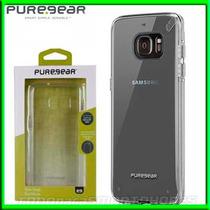 Funda Para Galaxy S7 Edge Pure-gear Slim Shell Pro