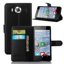 Funda Especial Tipo Cartera Flip Para Microsoft Lumia 950