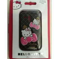Protector Mobo Hello Kitty Para Samsung Galaxy Siii Mini