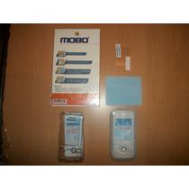 Combo De 4 Accesorios Sony Ericsson W580 Envio Gratis!