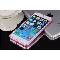 Bumper Case Aluminio Apple Iphone 6 6s Y Plus Colores Nuevos