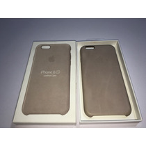 Funda Original Para Iphone 6s Color Piel Usada En Buen Estad