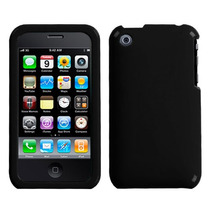 Protector Funda Iphone Apple 3g Negro