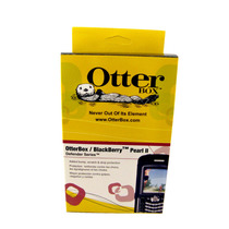 Otterbox Defensor Caso Para Blackberry Perla 8110/8120/813