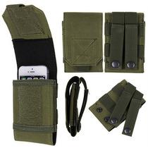 Funda Army Cinturón Premium Para Sony Xperia C3