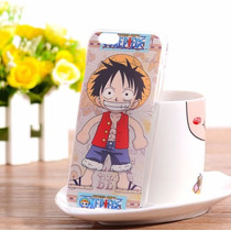 Funda Protectora One Piece Monkey D. Luffy Iphone 6 Plus 5.5