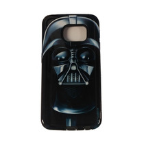 Funda Protector Mixto Mobo Samsung S6 Edge Darth Vaider Star
