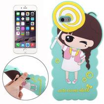 Funda Iphone 6 Y 6s Baby Blue Entrega10dias Ip6g|1430tt