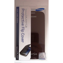Flip Cover Cafe Samsung Galaxy S3 100% Original Remate!!!!