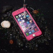 Funda Contra Agua Y Golpes Sumergible Iphone 6 Plus Touch Id