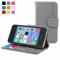 Funda Snugg Iphone 4 / 4s - Leather Wallet
