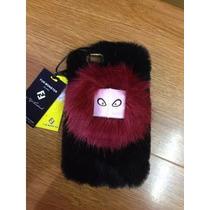 Funda Case Karlito Milano Fur Iphone 6 4.7 +regalos Webtec