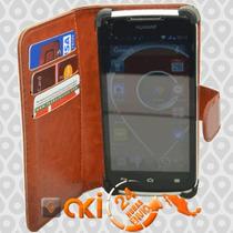 Cartera Para Celular Huawei Samsung Sony Alcatel Nokia Lg